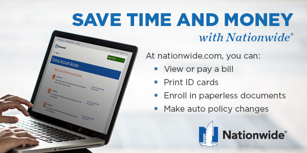Take a minute to set up your Nationwide account and enjoy a better way to manage your insurance.